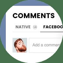 Social Comments Integration