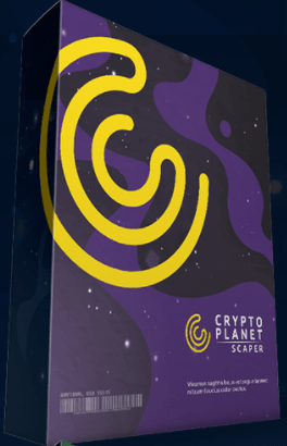 OTO3-CRYPTOPLANET SCRAPPER